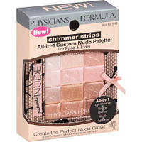 Палитра теней Шиммеров Physician's Formula Shimmer Strips All-in-1