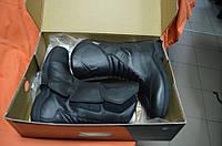 Кожаные мотоботы Alpinstars 46  RIDGE WEB GORETEX BLACK размер