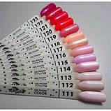 Гель-лак Pixel №114 перламутровый розовый, 8мл, фото 2