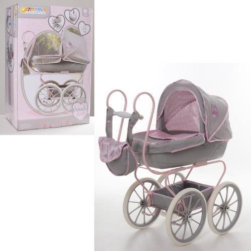 Кукольная коляска игрушечная ретро Hauck 87816