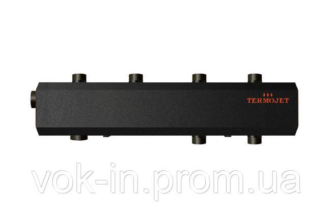 Коллектор стальной однобалочный Termojet К41В.125М, фото 2