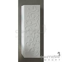 Мебель для ванных комнат и зеркала Marsan Пенал подвесной универсальный Marsan Marsel белый