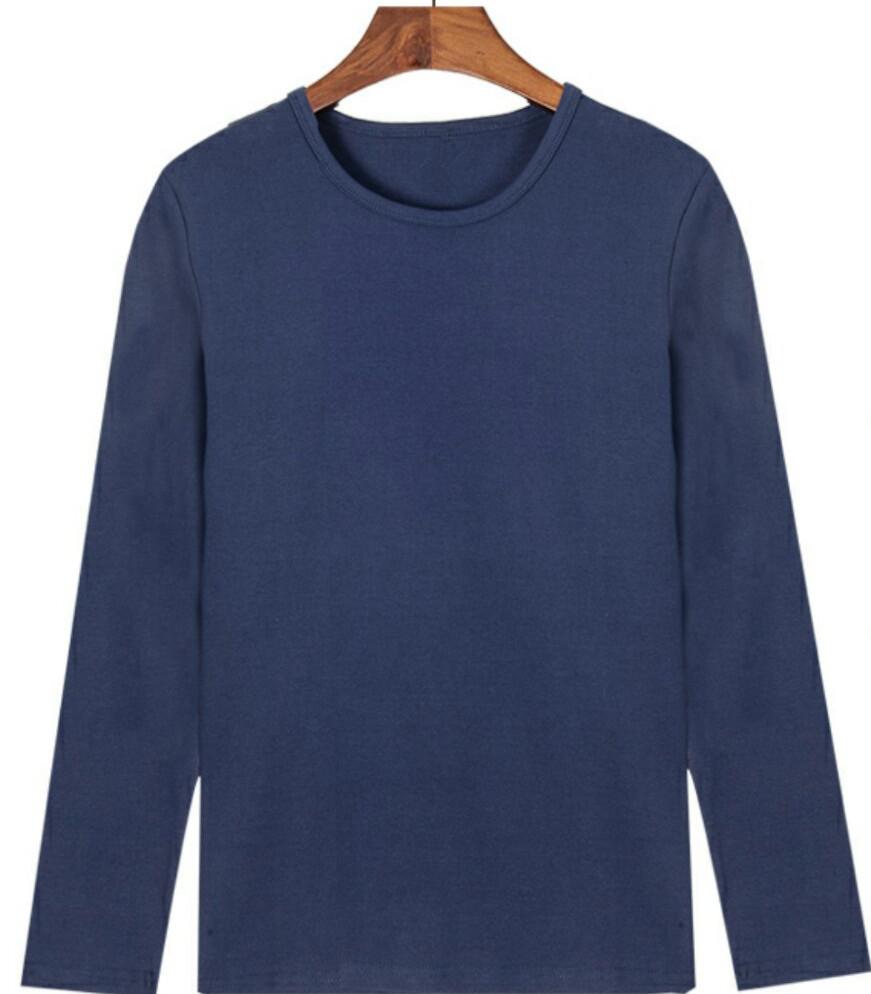 """Чоловіча футболка Бавовна Марка """"DOOMILAI"""" Арт.1913(синя)"""