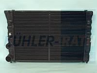 Радиатор VW Golf 2, Corado 1.8 16V 1.8G60 88-93г.430*310 535121251B