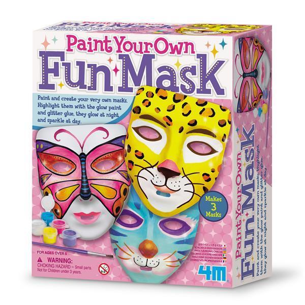 Набор для творчества 4M Веселая маска (00-04544)