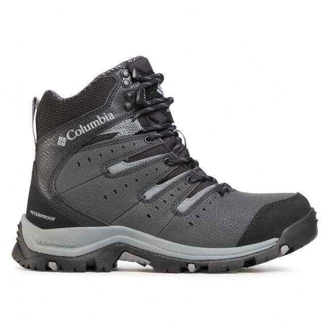 Мужские зимние ботинки Columbia GUNNISON™ II OMNI-HEAT™(BM0837 010)