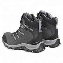 Мужские зимние ботинки Columbia GUNNISON™ II OMNI-HEAT™(BM0837 010), фото 2