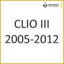 Renault Clio lll 2005-2012