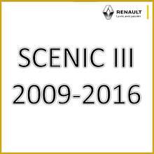 Renault Scenic lll 2009-2016