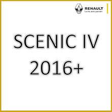 Renault Scenic lV 2016+
