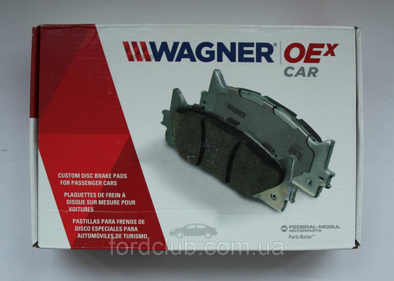 Передние колодки Ford Mustang; WAGNER OEX1791 Ceramic