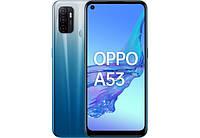 Смартфон OPPO A53 4/64GB (fancy blue) +Чехол, фото 1