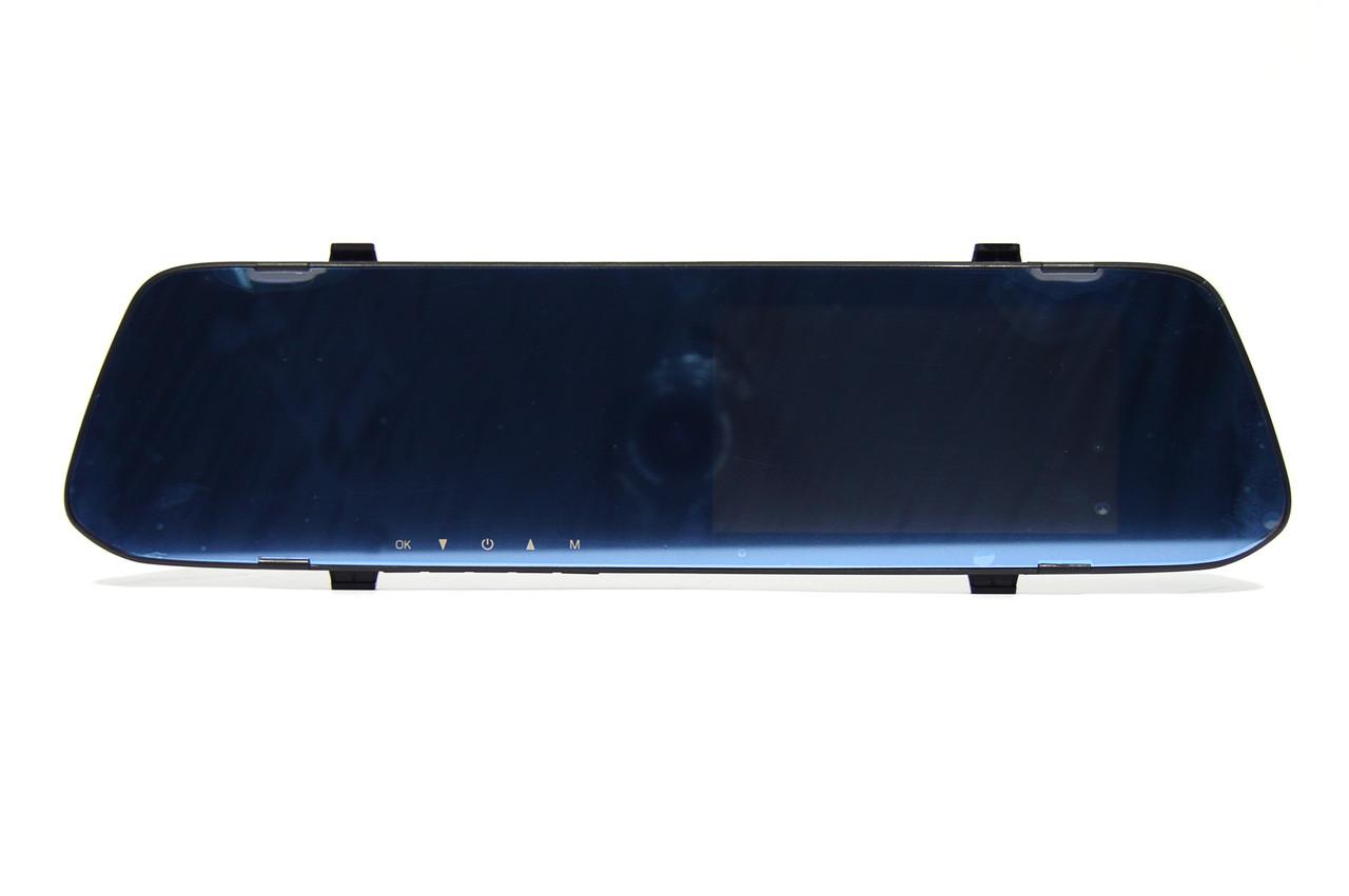 Дзеркало з відео реєстратором DVR L502 Full HD з камерою заднього виду