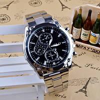 Мужские наручные часы стальные M&H металлические
