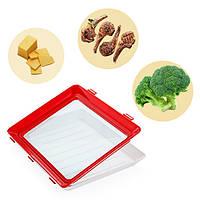 Лоток для хранения пищевых продуктов в вакуумной упаковке Clever Tray