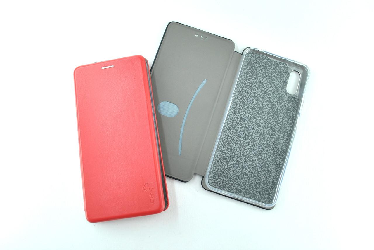 Чехол-книжка Flip Cover for Huawei Y5P (2020) Original Red (4you)