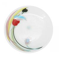 "Тарелка десертная ""Антуриум"" стеклокерамика (17,5 см.), фото 1"