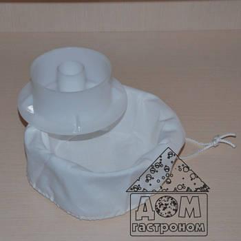 Лавсановый мешочек для формы с поршнем