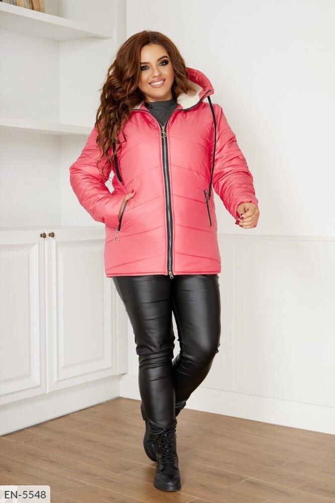 Зимняя куртка    (размеры 48-58) 0257-89