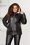 Зимняя куртка    (размеры 48-58) 0257-89, фото 2