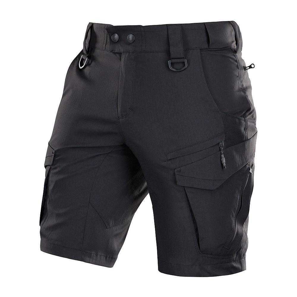 M-Tac шорты Aggressor Summer Flex Black L
