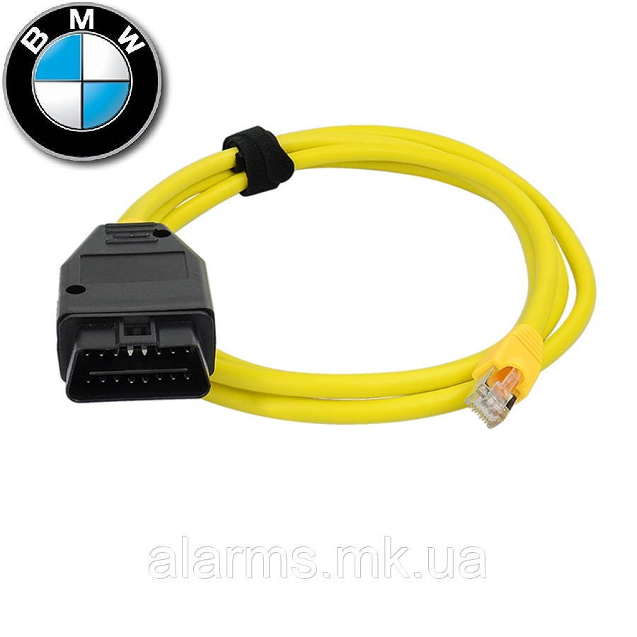 Сканер Кабель BMW E-NET (Enet) Cable для кодирования F и G серий. VAG DoIP Кабель.