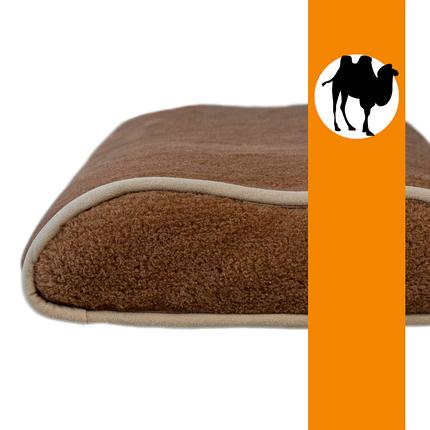 Подушка ортопедична з вовни Верблюда Hilzer 50х70 см, фото 2