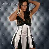Платье со вставками, фото 3