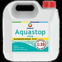 Aquastop Strong Укрепляющая глубокопроникающая грунтовка-концентрат