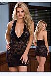 Прозрачное секси-платье, фото 2
