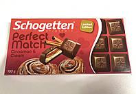 Шоколад Schogetten ( синабоне и крем ) 100 g