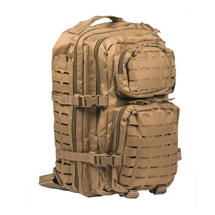 Рюкзак штурмовой большой 36 л. Койот Mil-Tec