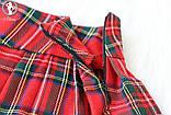 Сексуальная клетчатая мини юбочка, фото 4