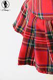 Сексуальная клетчатая мини юбочка, фото 7