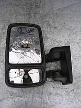 Корпус левого зеркала б/у на Renault Trafic 1980-1994 год