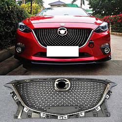 Решетка радиатора Mazda 3 BM (13-16) стиль Diamond