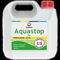 Aquastop Bio Антиплесневая укрепляющая водно-дисперсионная грунтовка-концентрат