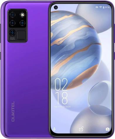 Oukitel C21 4/64Gb Purple Гарантия 1 Год, фото 2