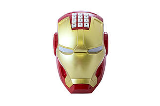 Скарбничка сейф Elite - Iron Man (EL-510-11), (Оригінал)
