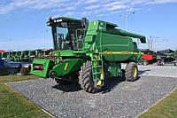 Зернозбиральний комбайн JOHN DEERE 9540i WTS 2006 року