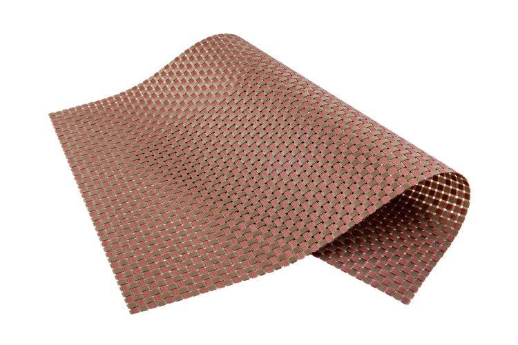Серветка під гаряче 30X45 см мідного кольору Empire М-6005