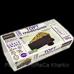 """Торт """"Чизкейк трюфельный"""" GFS поштучно 100г"""