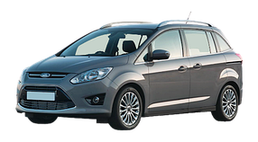 Авточехлы для Ford (Форд) C-max Grand 2010+