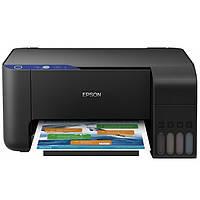 МФУ Epson L3151 3 в 1 принтер, сканер, копир с Wi-Fi