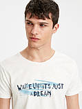 Lcw чоловіча футболка мужская турецкий бренд lc waikiki вайкики, фото 2