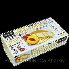 """Торт """"Чизкейк Персик"""" GFS поштучно 130г"""