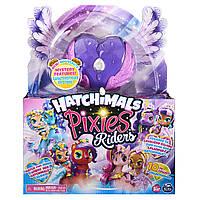 Hatchimals 6058551 - Наездники пикси, набор Hatchimal с таинственной особенностью