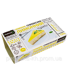 """Торт """"Чизкейк Лимонный"""" GFS поштучно 130г"""