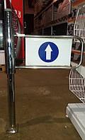 Механический турникет-калитка бу, фото 1