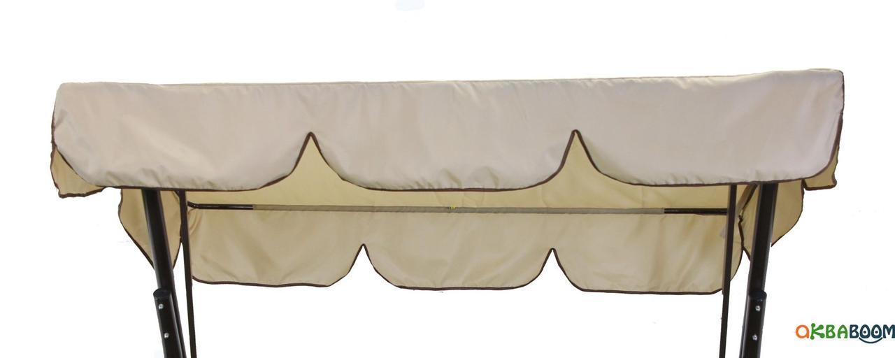 Тент для садовой качели «Барна», «Брэнда», «Брауни» Арт. Т-008, Тент, Украина
